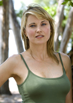 Lucy Lawless Burn Notice