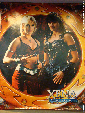 London 2008 Xena Convention