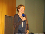 Lucy Lawless London 08 convention