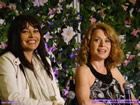 musetta vander and paris jefferson - xena con los angeles 2010